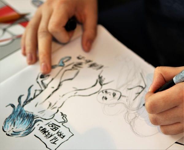 Holbæks tegneserietegner