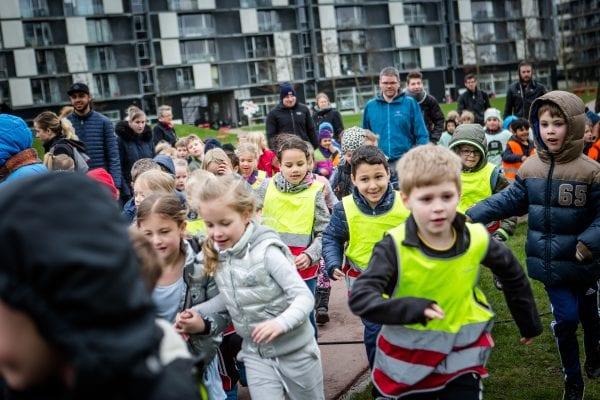 Team Rynkeby Skoleløbet 2019