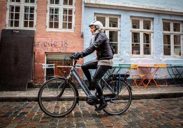 Vil du prøvekøre en elcykel i Holbæk?
