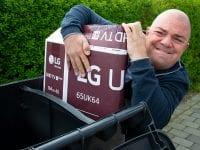 Pas på det store pap, foto: Affaldplus