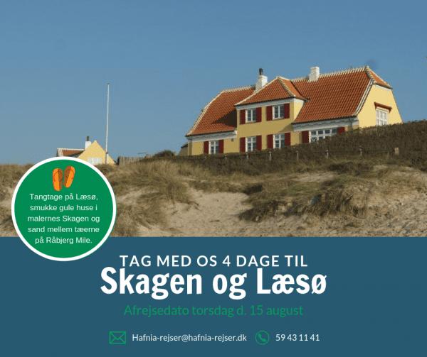 Tag med til Skagen og Læssø