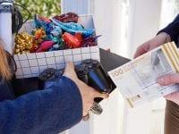 Handel med brugte ting, foto: DBA