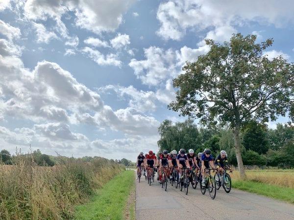Sommer og cykelløb