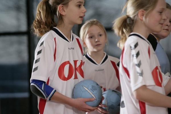 Ny energi til spillerne fra Jernløse Håndbold