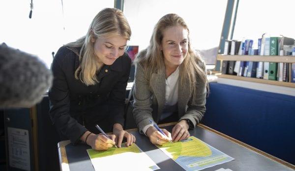 Holbæk Kommune skruer op for det grønne