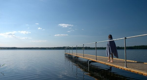Varm sommer gav parasitinfektioner på svømmeturen