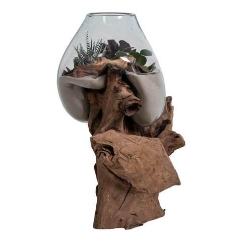 Vanddråben vasen fra Lydias Lux