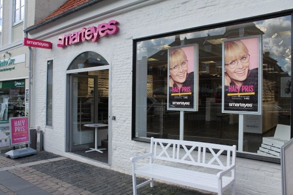 Smarteyes i Holbæk fylder 4 år