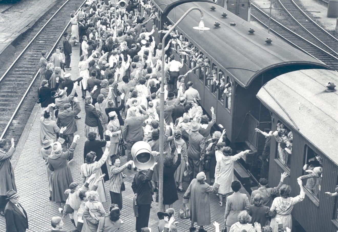 Foredrag: På tur i 1950'ernes København