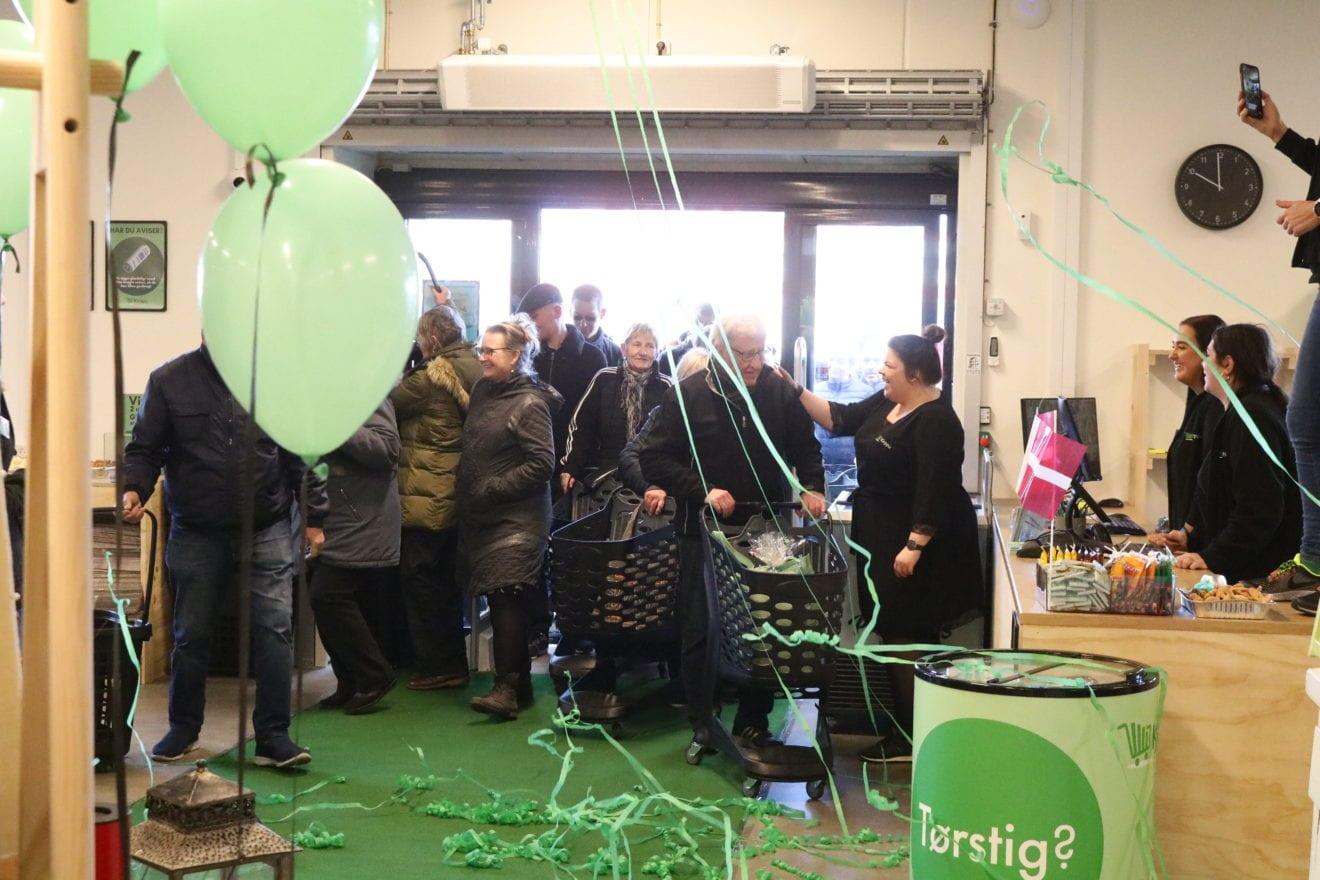 Genbrug og loppefund hitter i Holbæk
