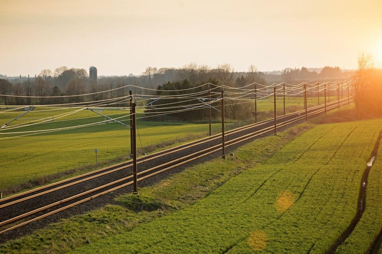 Arbejdet på jernbanen mellem Roskilde og Holbæk forlænges