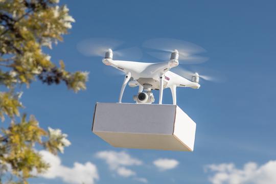 Nyt samarbejde om droneteknologi