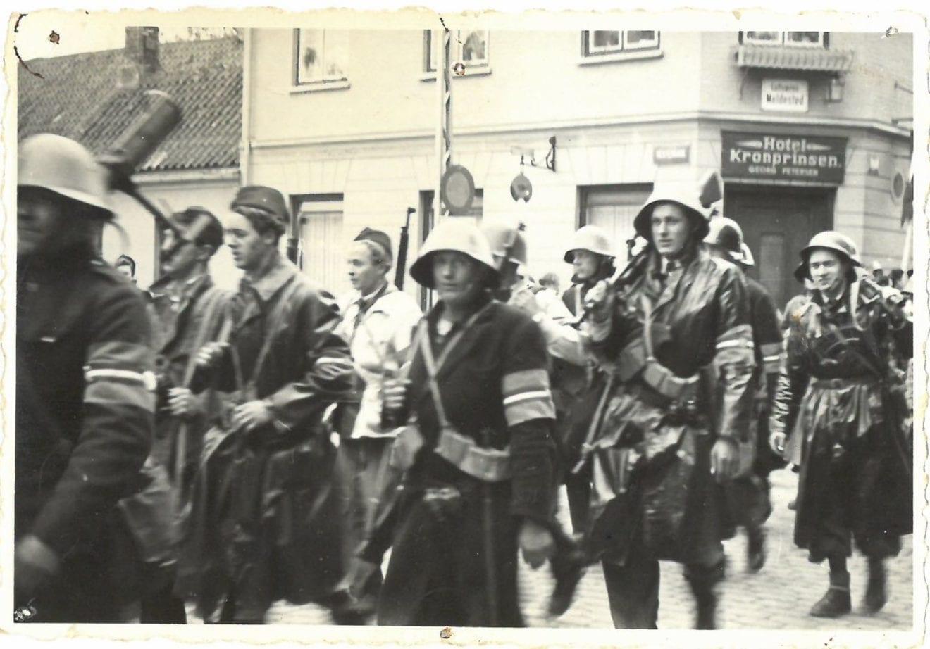 Byvandring om besættelsen i Holbæk
