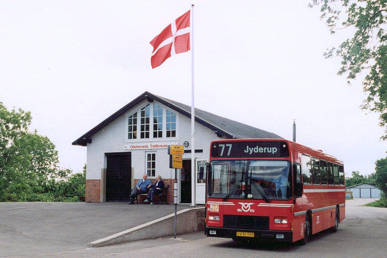 """Trafikmuseum inviterer på en """"Drømmerejse"""""""