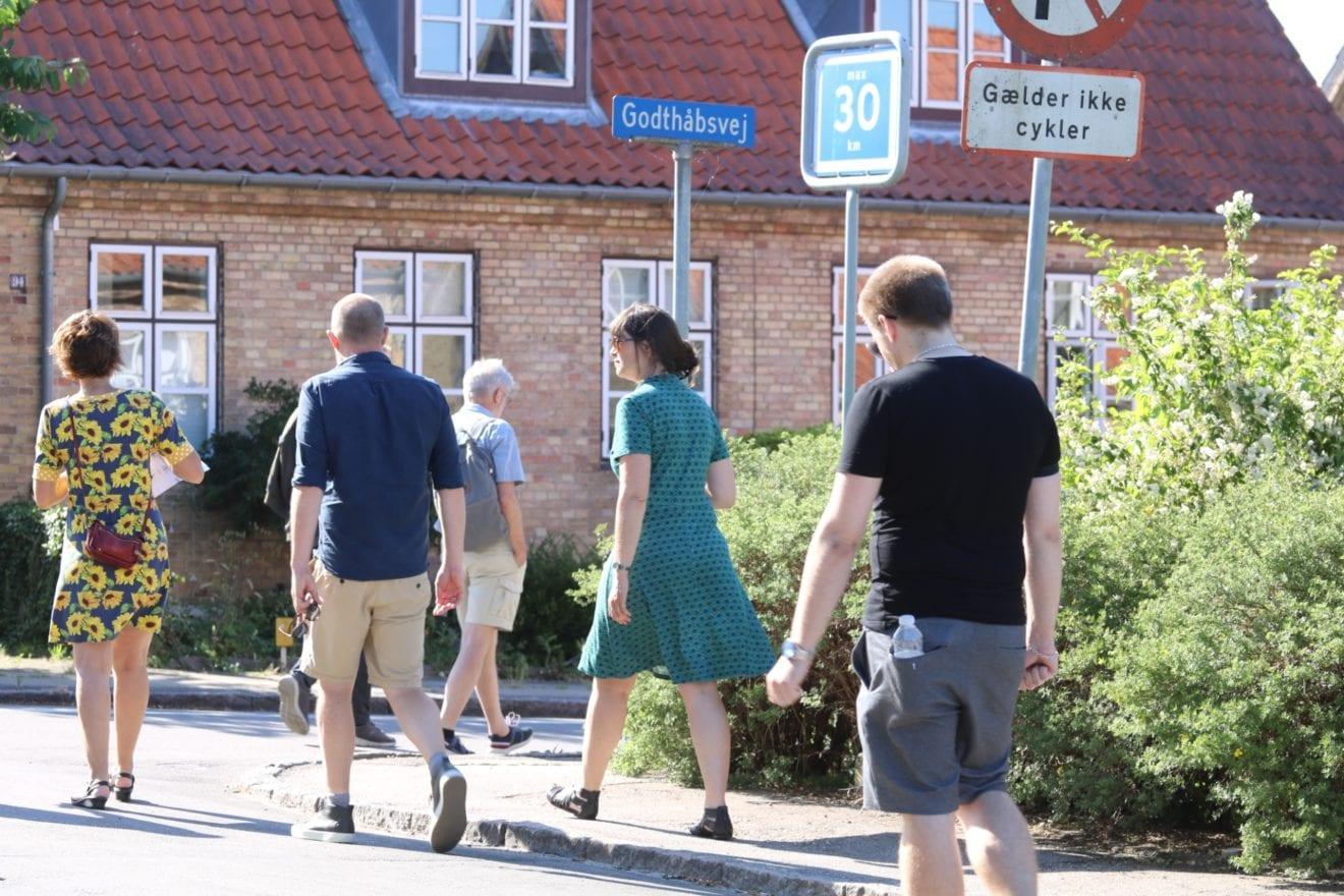 Walk & Talk i Holbæk Have