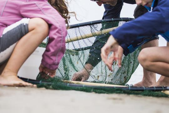 Vilde madoplevelser i Naturpark Åmosen