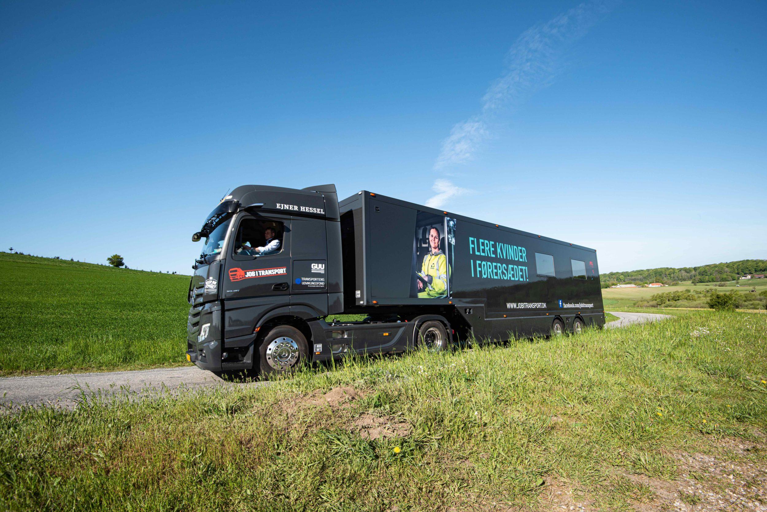Populær kæmpe-truck besøger Tølløse