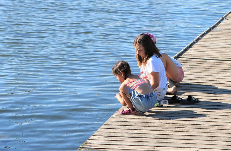 Fiskeri på Munkholmbroen forbudt søndag