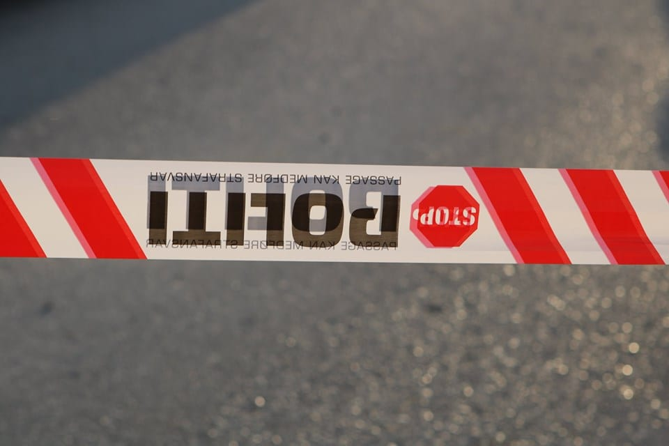 Mand fundet død i kornmark ved Holbæk
