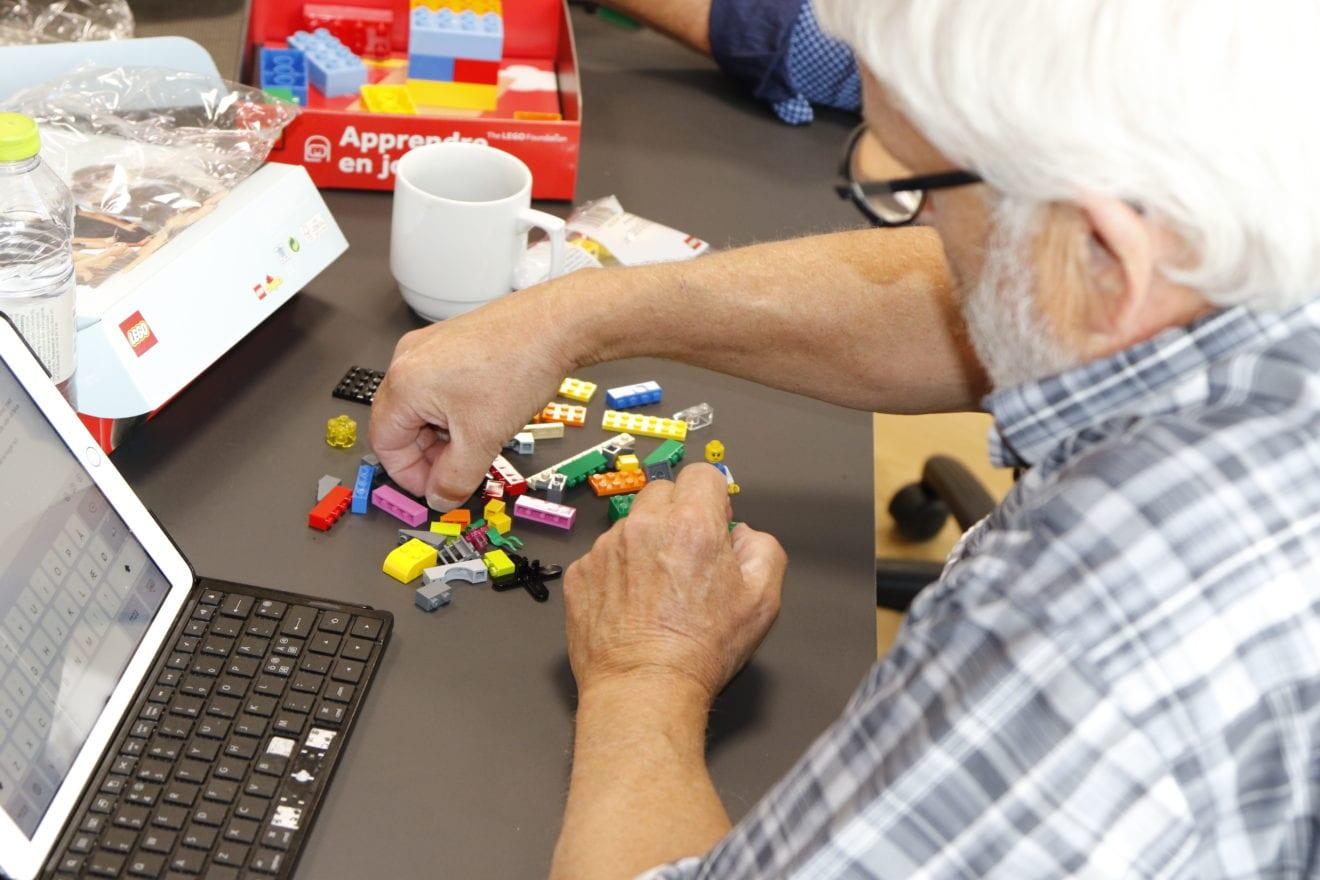 LEGO, leg og læring