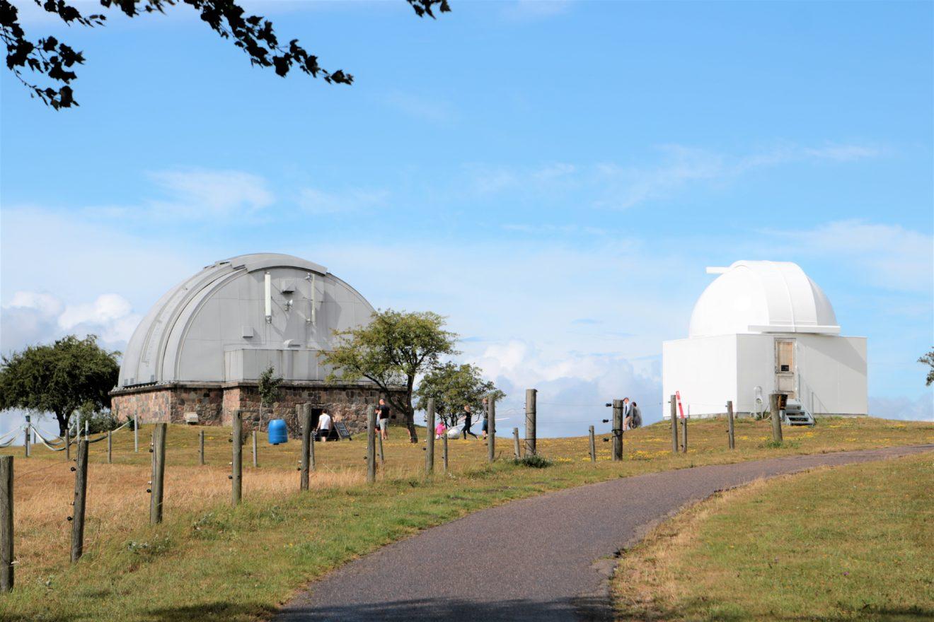 Sommer på Observatoriet