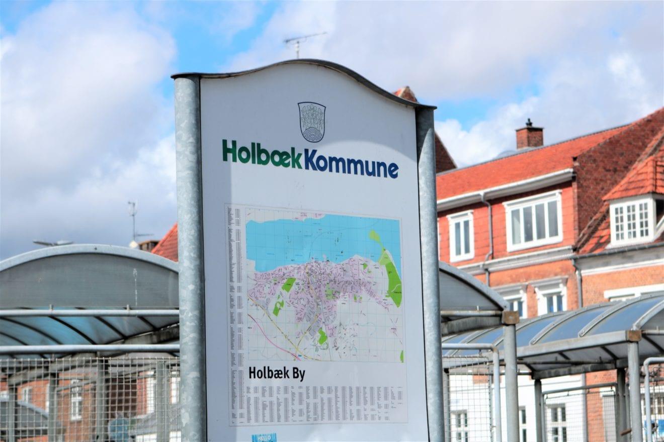 Højen i Holbæk lukkes for gennemkørende trafik