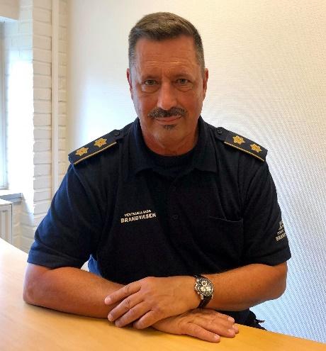 Vestsjællands Brandvæsen har ansat ny beredskabsdirektør