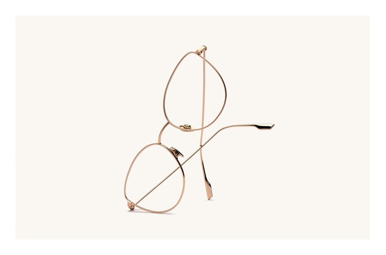 Ny og eksklusiv brillekollektion i 100% titanium