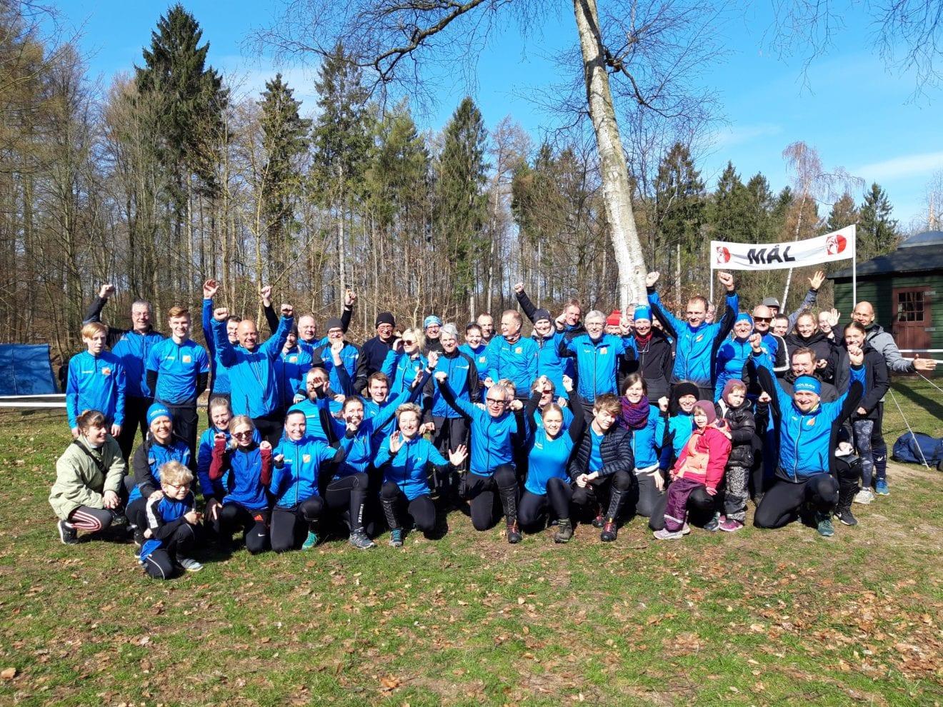 Holbæk Orienteringsklub får støtte til intensivt kursus i O-løb