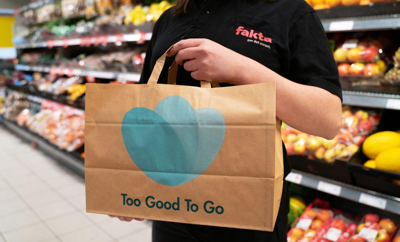 Butikker mod madspild