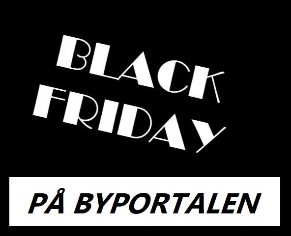 Black Friday hos Dit Holbæk