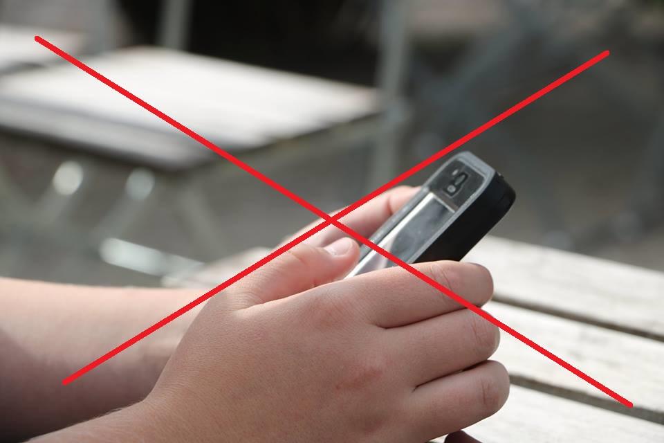 En dag uden mobil