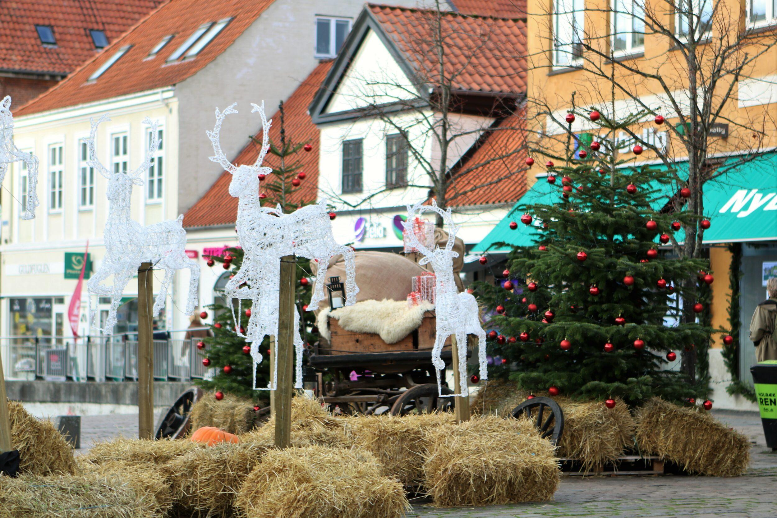 Julen er kommet til Holbæk
