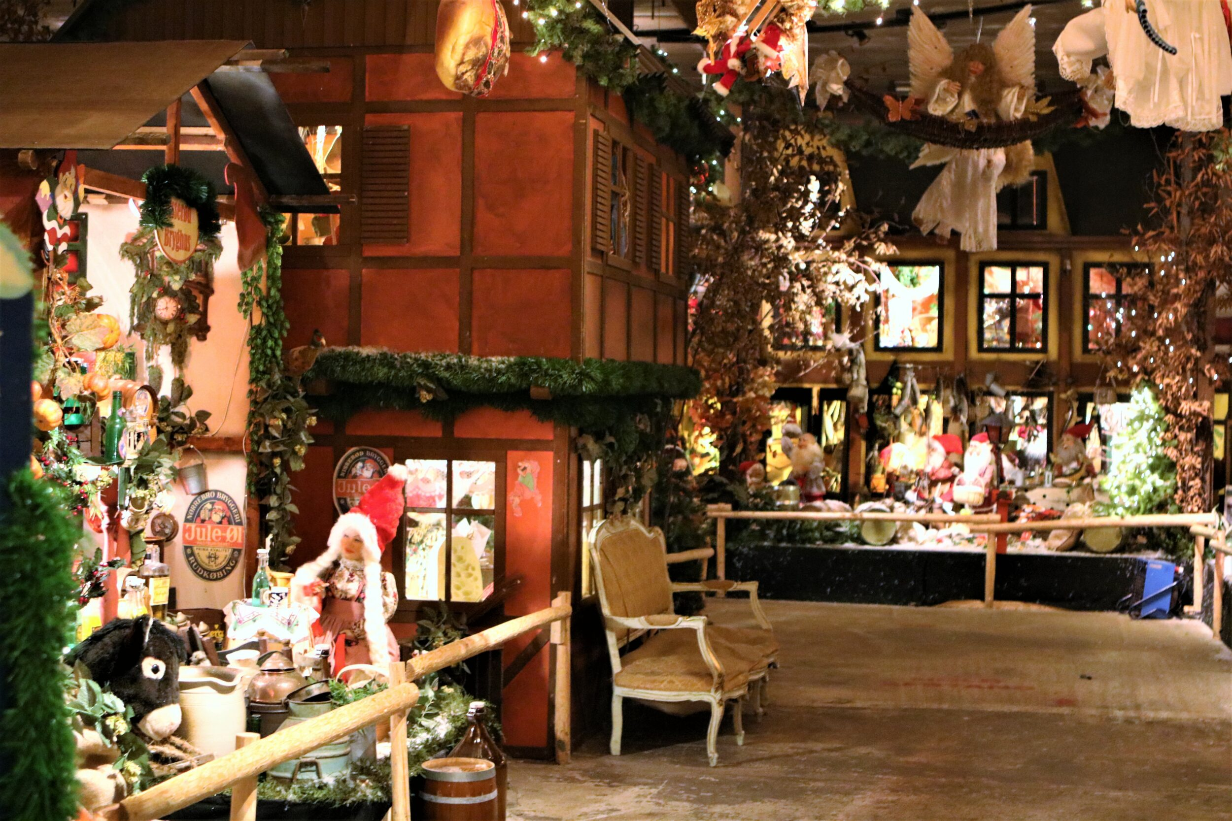 Julemuseum – som intet andet sted i verden
