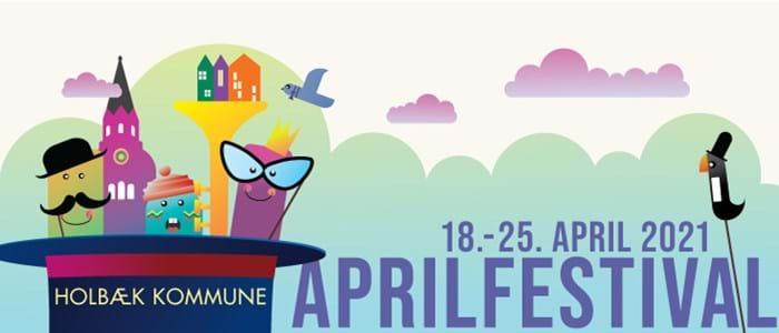 Tilmeldingen til Aprilfestival 2021 er åben