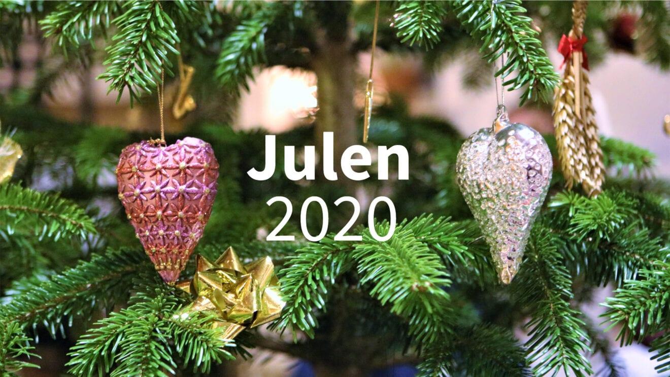 Kontakt til kommunen i julen