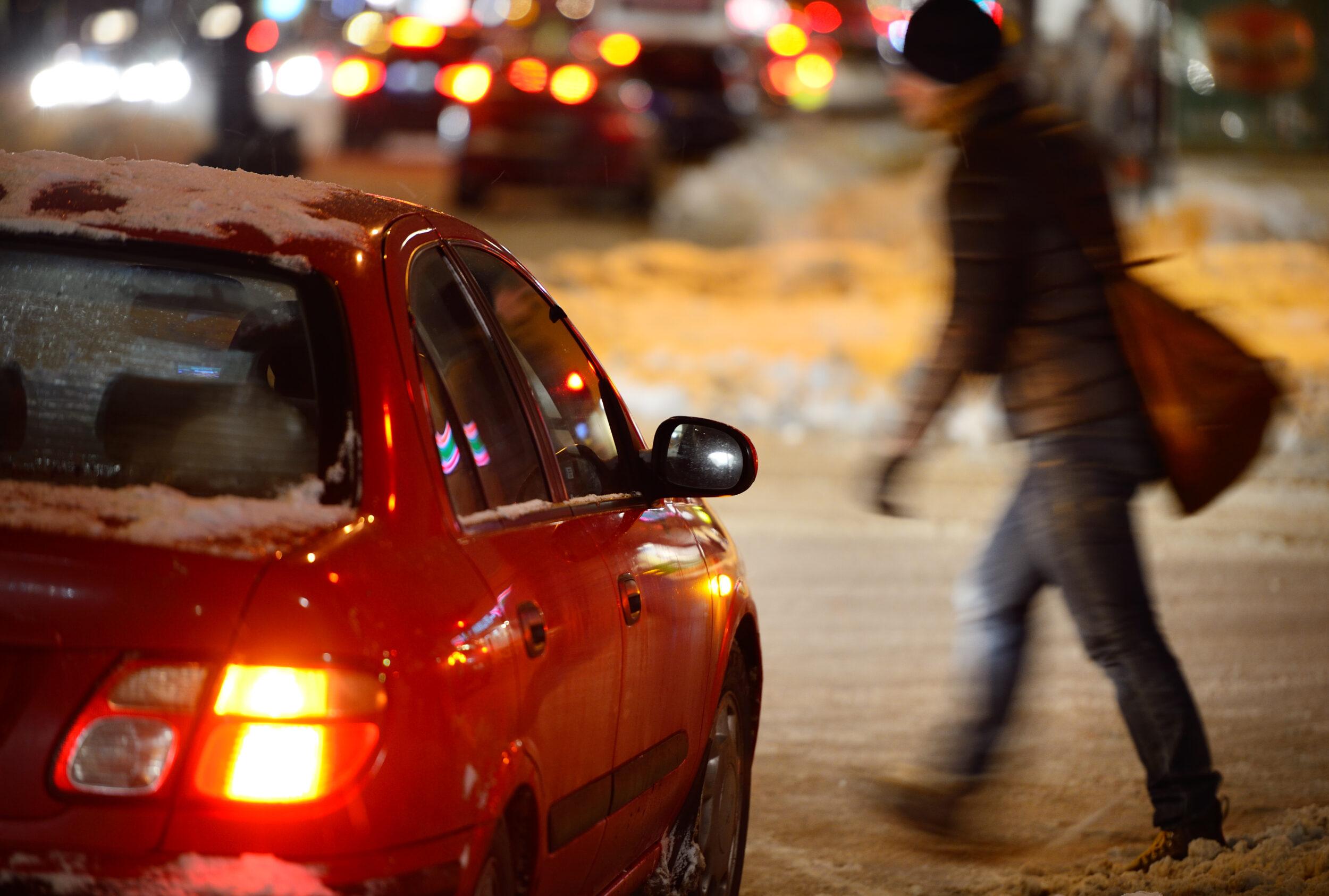 Børneulykkesfonden og lokal optiker: Husk reflekserne i vintermørket