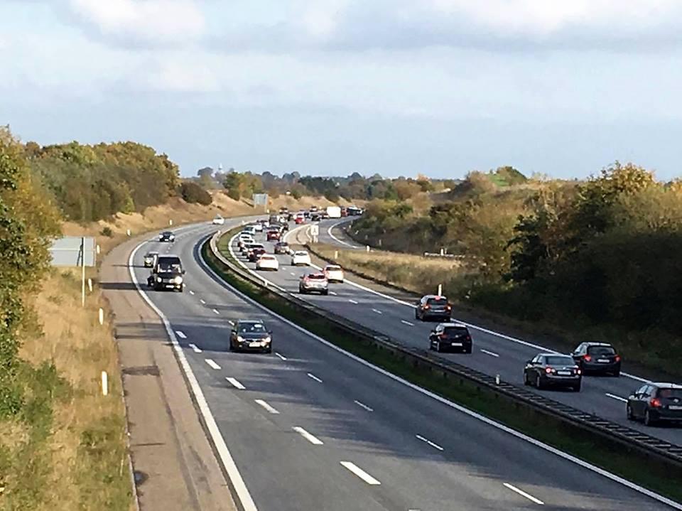 Klar besked til transportministeren: Sjælland vil have motorvej til Kalundborg og Næstved og styrke den kollektive trafik