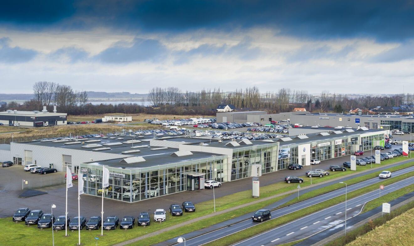 Investeringssag til knap 85 mio. kr. i Holbæk