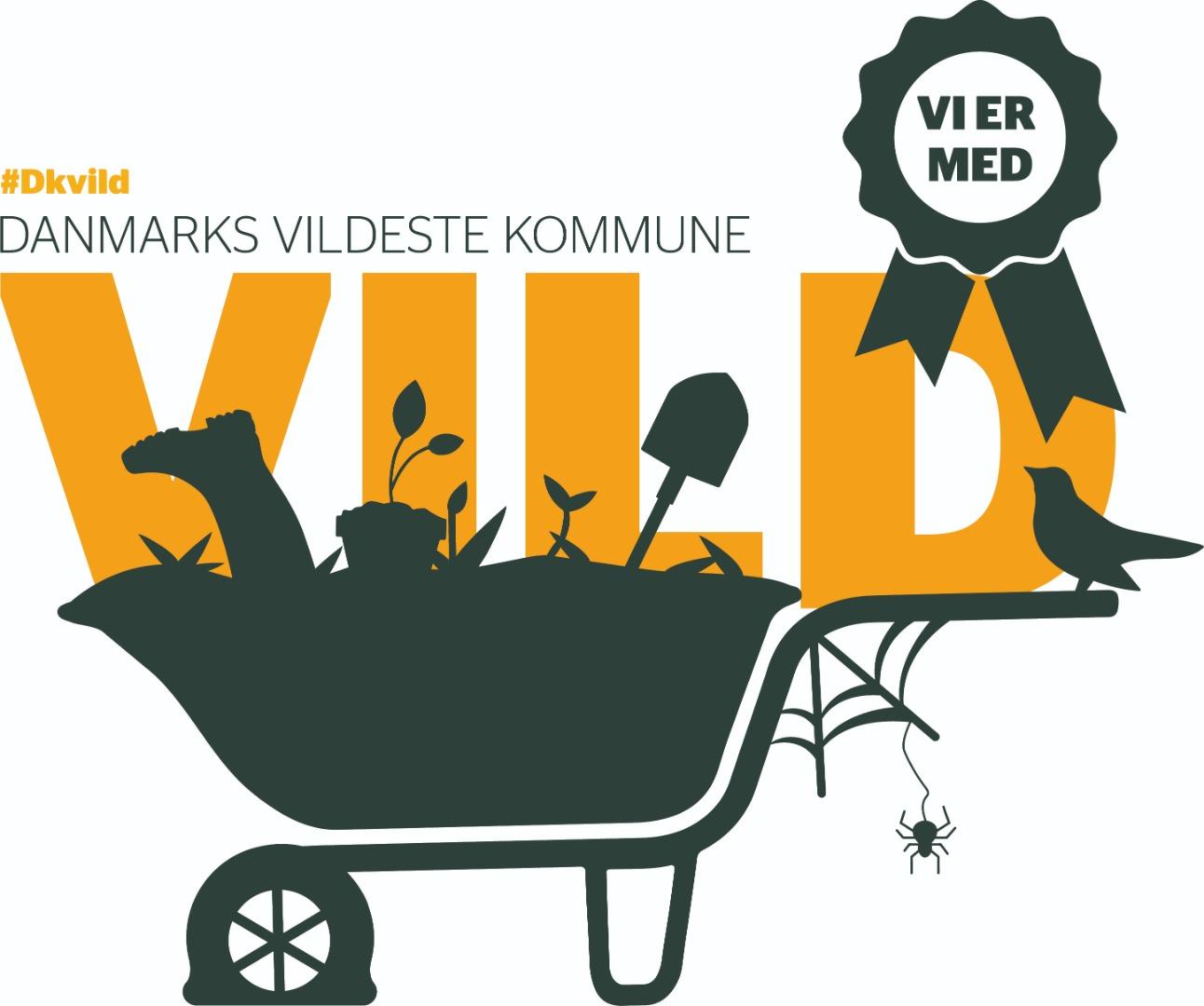 Holbæk har tilmeldt sig 'Danmarks VILDESTE kommune'