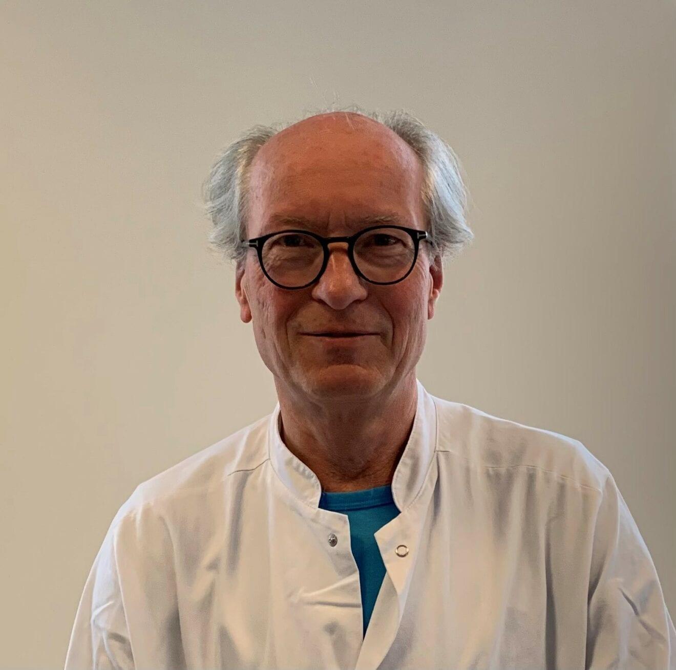 Niels Løkkegaard bliver ny ledende overlæge i Medicinsk Afdeling