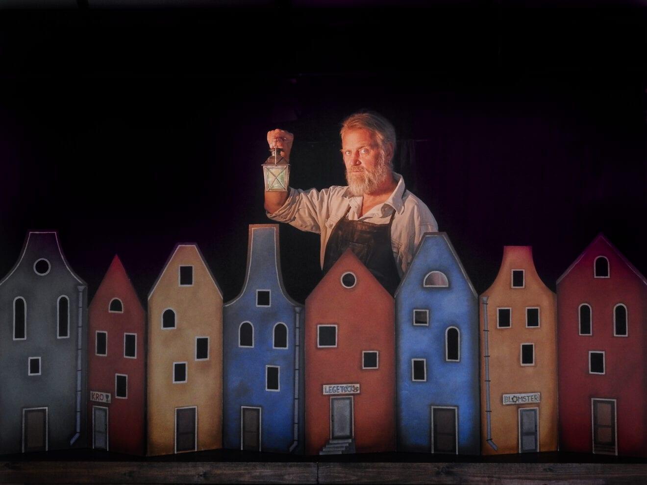 Genåbning på Teatret FAIR PLAY med anmelderrost forestilling for hele familien!