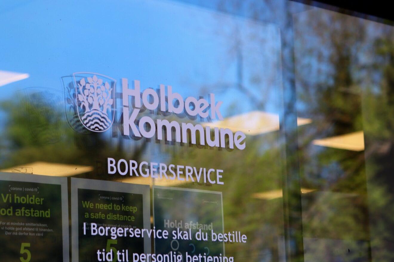 Fortsat lave administrationsudgifter i Holbæk Kommune