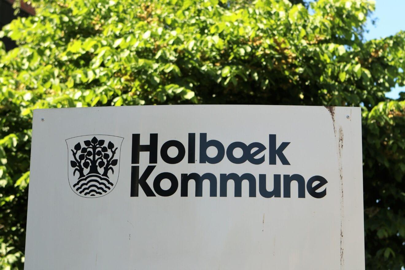 Skulpturer og performancekunst på Holbæk Fælled