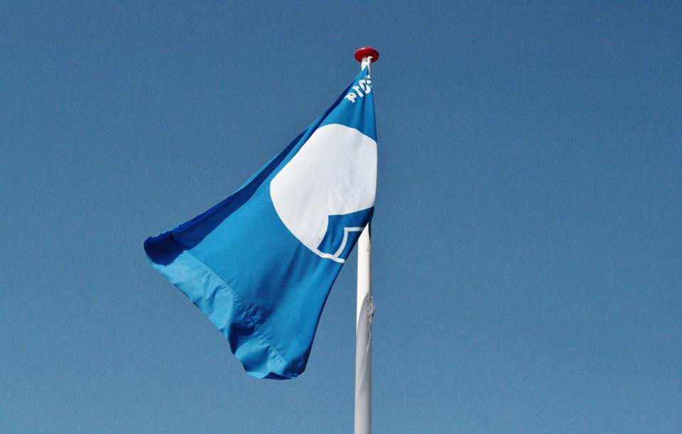 Her er Danmarks 234Badepunkter og strande og havne med Blå Flag 2021