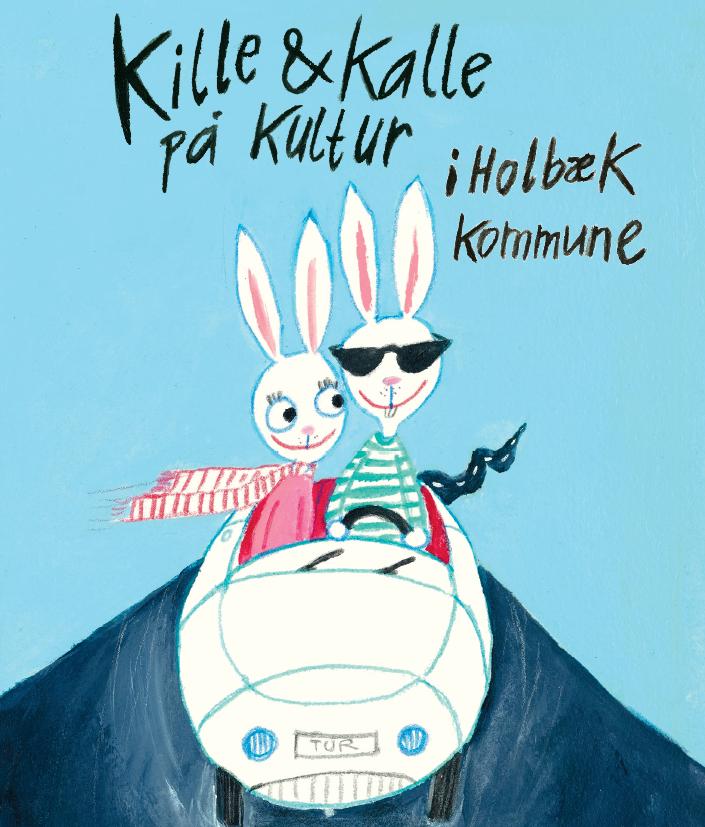 Sommer, sol og kultur med Kille og Kalle