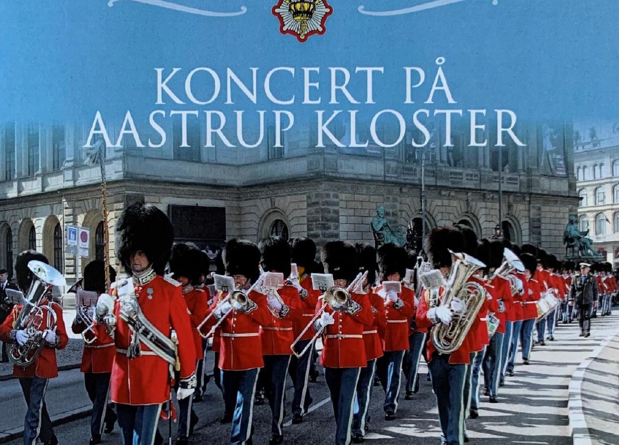 Den traditionsrige gratis udendørskoncert på Aastrup Kloster